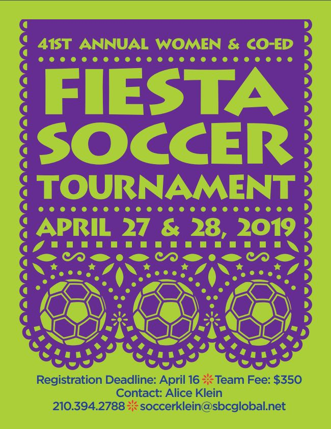 41st Annual Fiesta Tournament